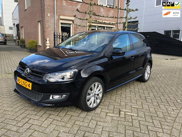 Volkswagen Polo 1.2 TSI Highline 105pk 1e eigenaar privacy glas