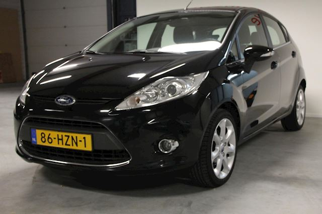 Ford Fiesta occasion - GPAutomotive