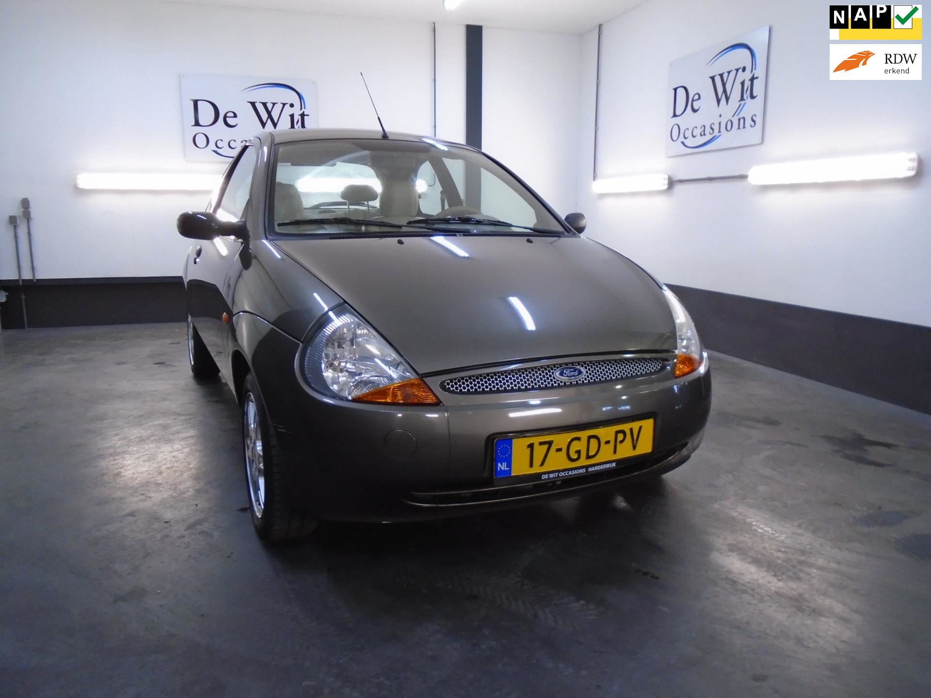 Ford Ka occasion - De Wit Occasions