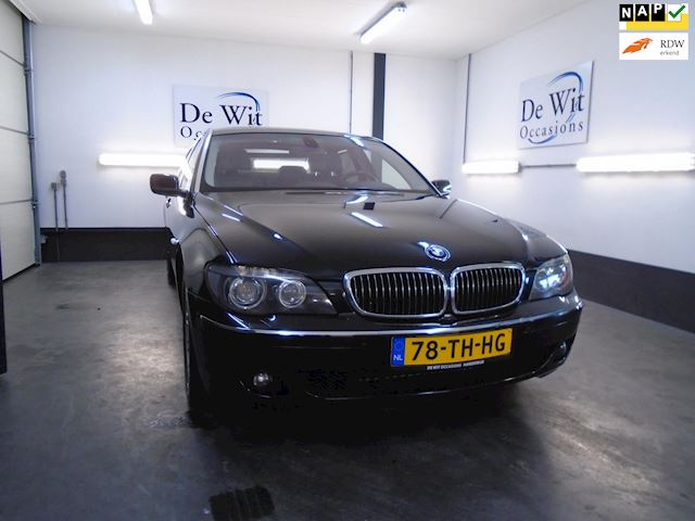 BMW 7-serie occasion - De Wit Occasions