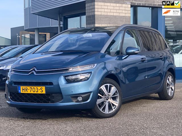 Citroen Grand C4 Picasso 1.6 BlueHDi Business FULL-MAP NAVI ECC LMV PDC 7P MULTI-STUUR CRUISE-CONTROLE