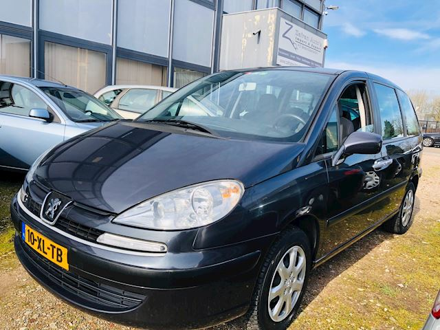 Peugeot 807 2.0 SR *7-PERSOONS/CLIMA*2007