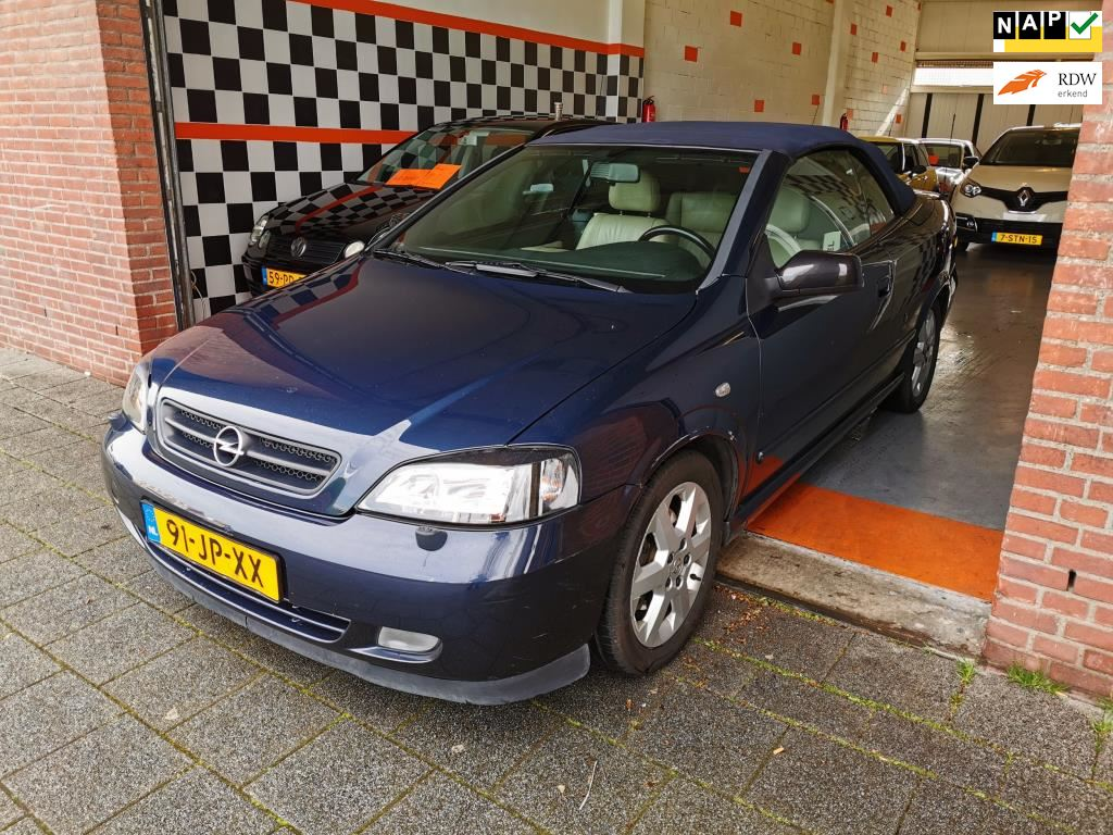 Opel Astra Cabriolet occasion - AcerCars