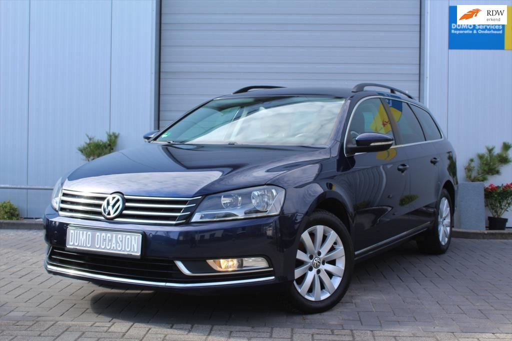 Volkswagen Passat occasion - DUMO Automotive