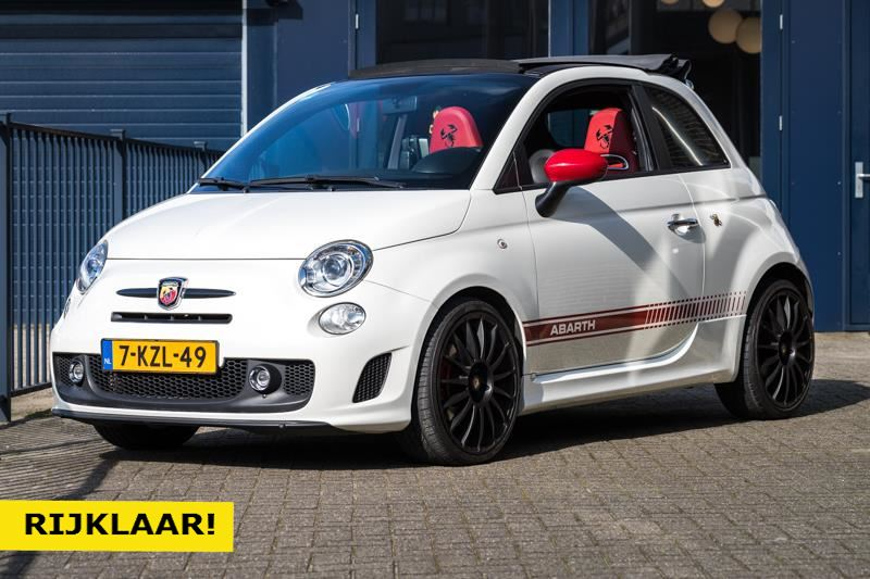 Fiat 500 C occasion - Wolters Auto's