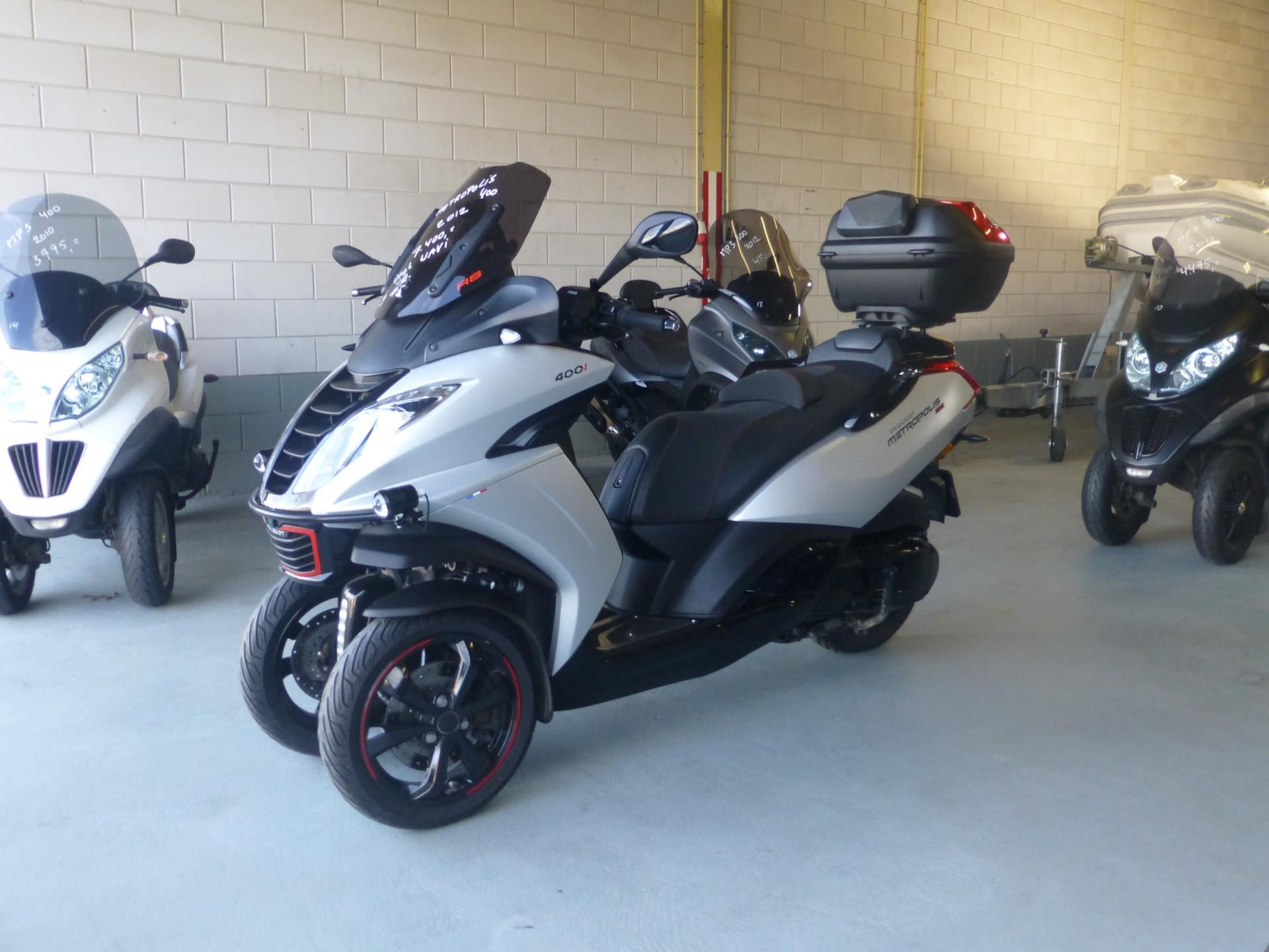 Peugeot Scooter occasion - Autohandel Prins