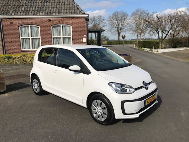 Volkswagen Up! 1.0 BMT move up! 5 DEURS AIRCO BLEUTOOTH