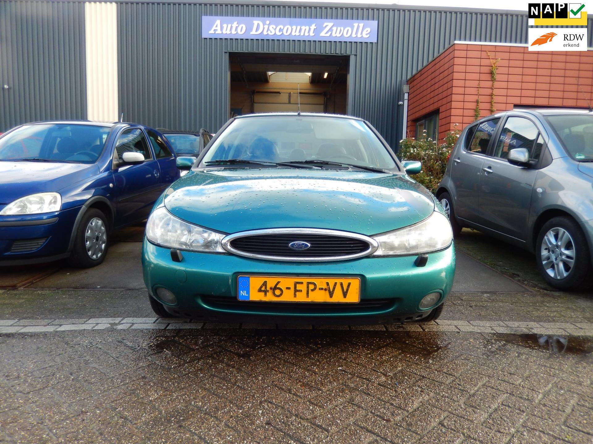 Ford Mondeo occasion - Auto Discount Zwolle