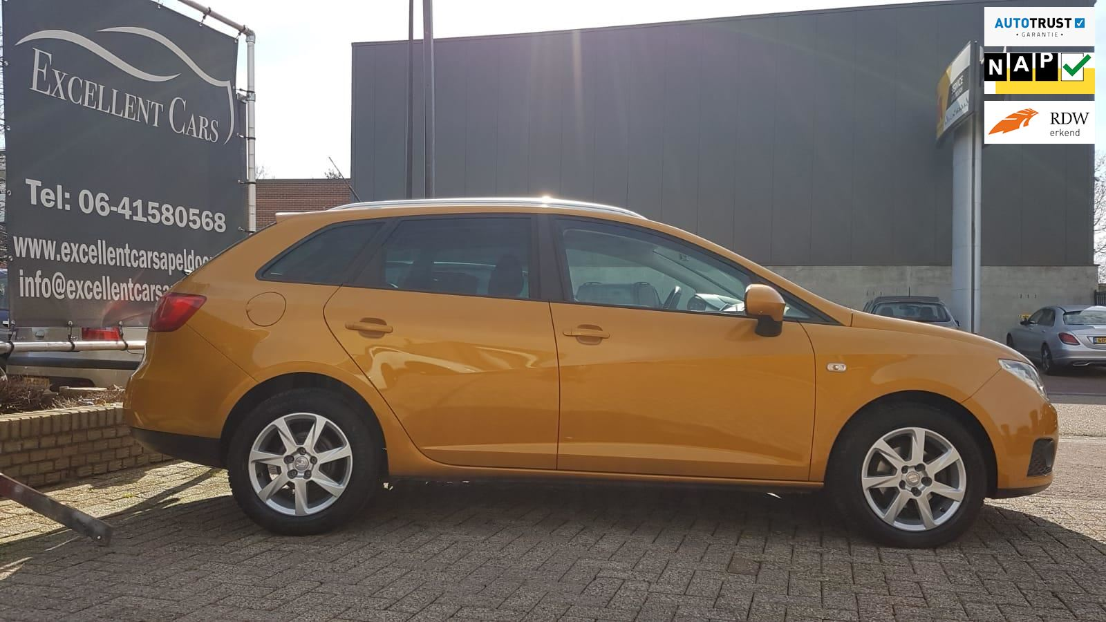 Seat Ibiza ST occasion - Excellent Cars