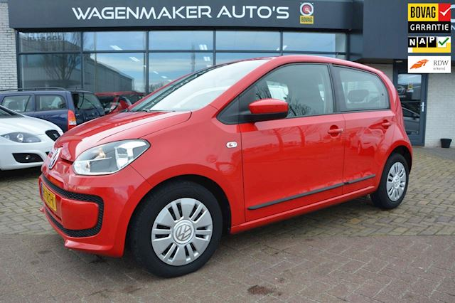 Volkswagen Up! 1.0 move up! BlueMotion Airco|Cdv|Goed Onderh|6m BOVAG