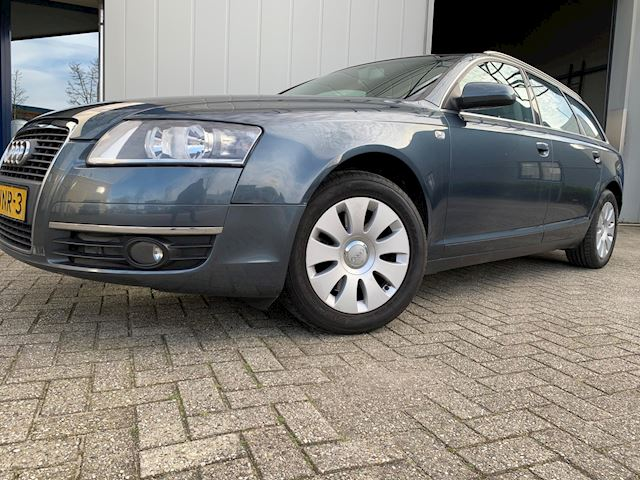 Audi A6 Avant occasion - Auto Groothandel Waalre