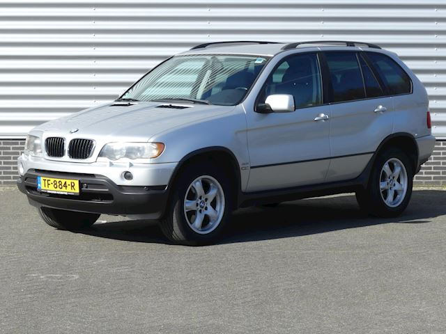 BMW X5 3.0i Executive Automaat, Leer, Navi, Youngtimer, 18