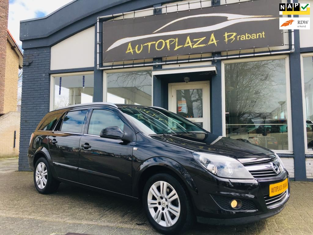 Opel Astra Wagon occasion - Autoplaza Brabant