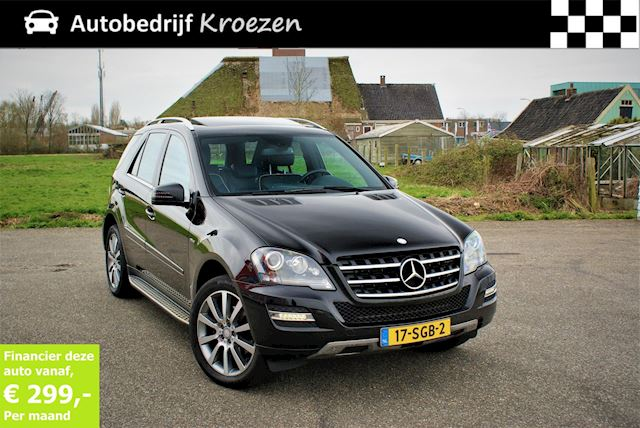 Mercedes-Benz M-klasse 300 CDI BlueEFFICIENCY Prestige * Grand Edition * Schuif Dak * NL auto *