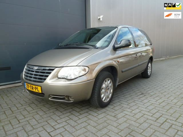 Chrysler Voyager 2.4i SE Luxe /Airco/Ecc/Audio/7 persoons.