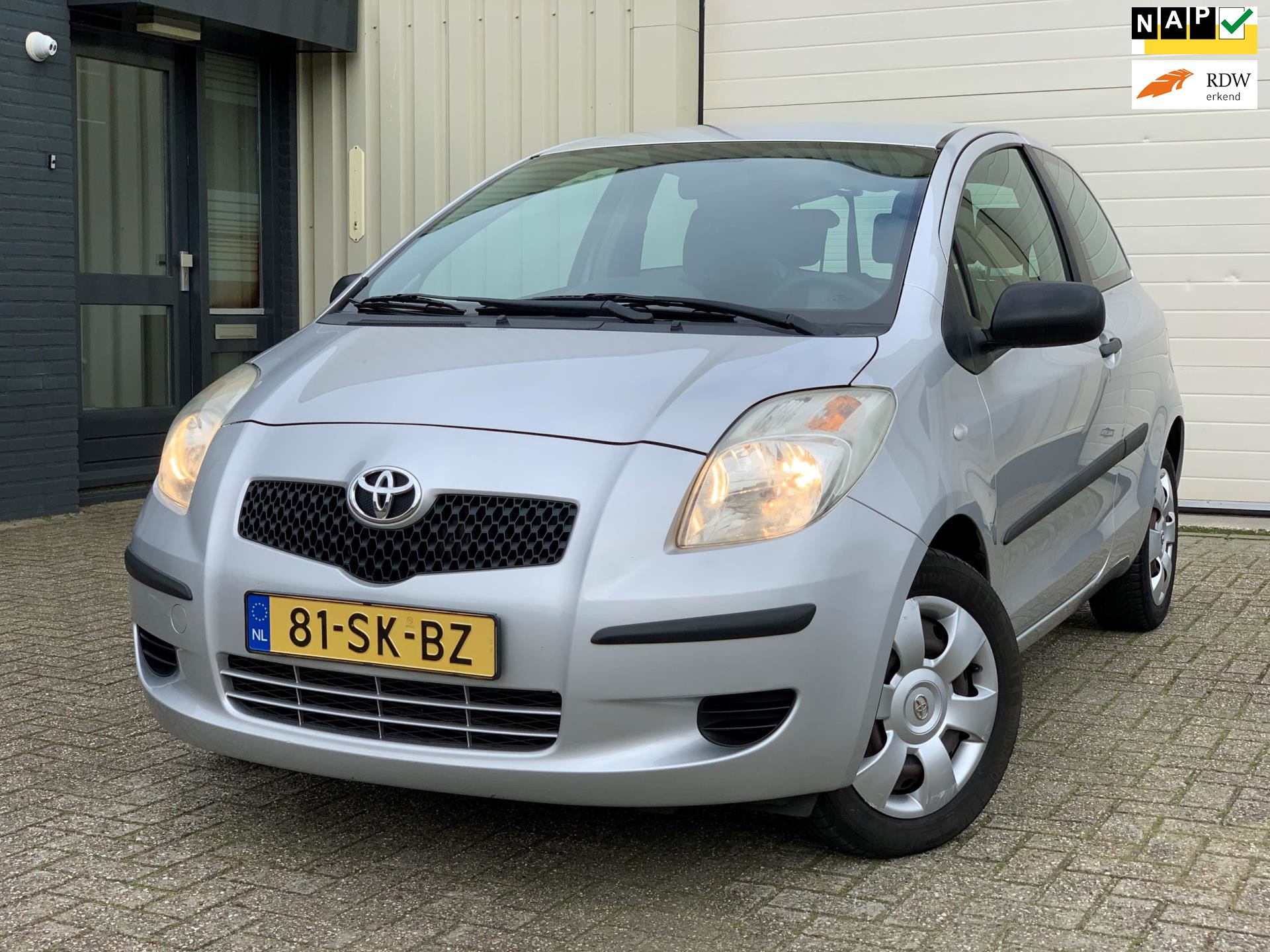 Toyota Yaris occasion - Ultimate Auto's