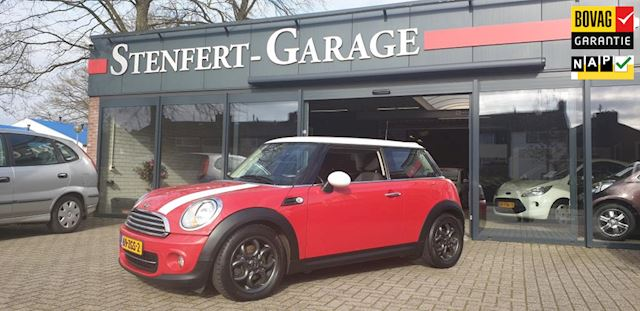 Mini Mini occasion - Stenfert-Garage