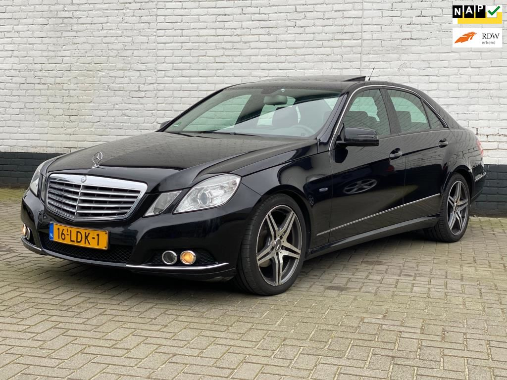 Mercedes-Benz E-klasse occasion - Bizar Auto's Import & Export