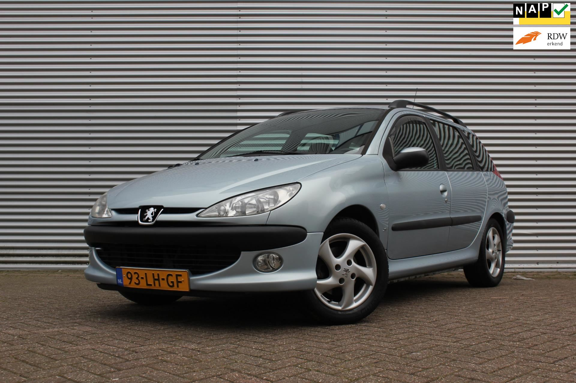 Peugeot 206 SW occasion - MGD Auto's