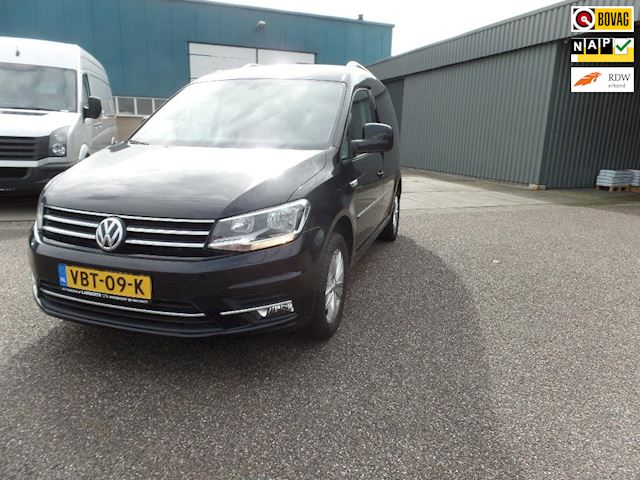 Volkswagen Caddy 2.0 TDI L1H1 BMT Highline OPTIE