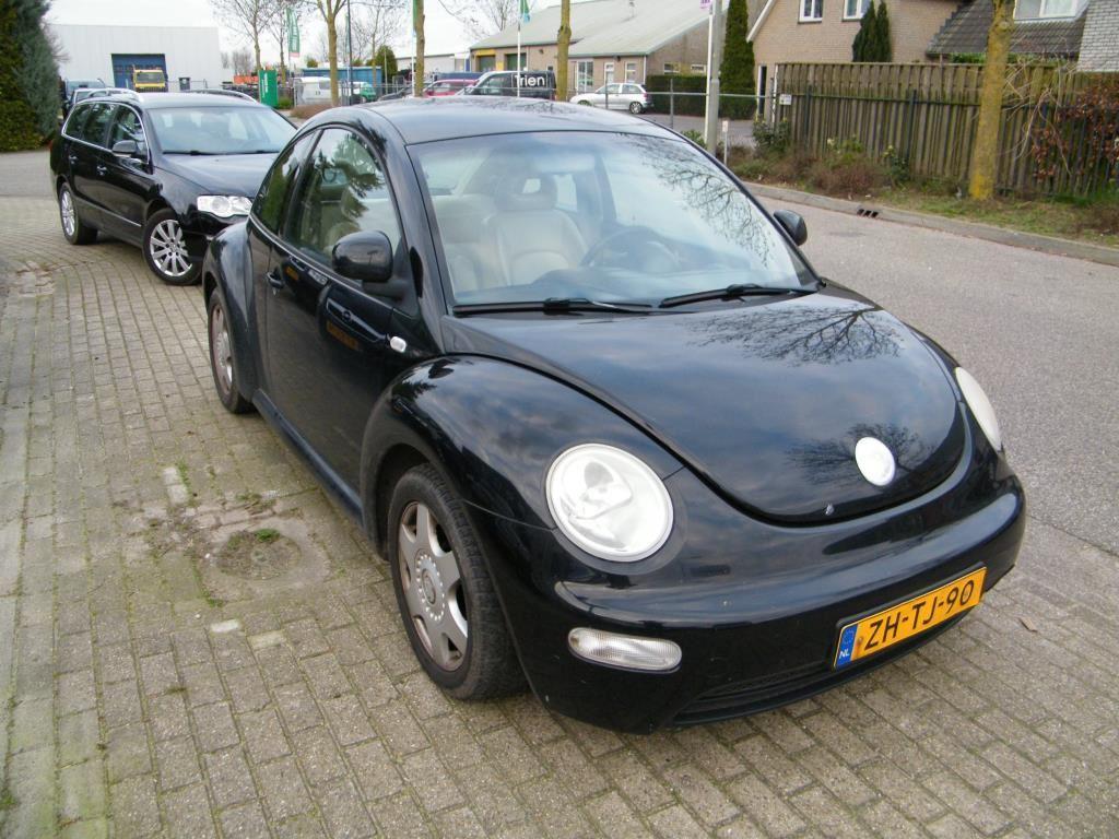 Volkswagen New Beetle occasion - Autovakmeester De Bulk