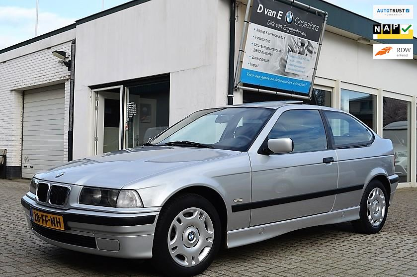 BMW 3-serie Compact occasion - D van E Occasions