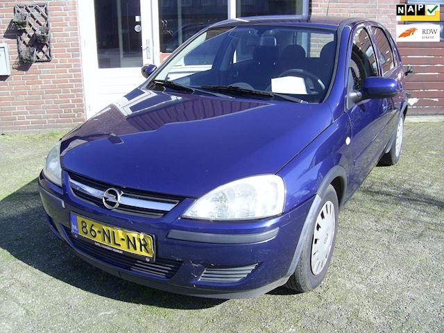 Opel Corsa 1.2-16V Enjoy nette zeer fijn rijdende auto
