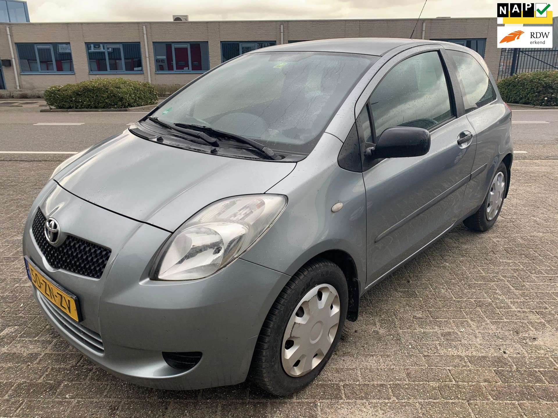 Toyota Yaris occasion - LuCars
