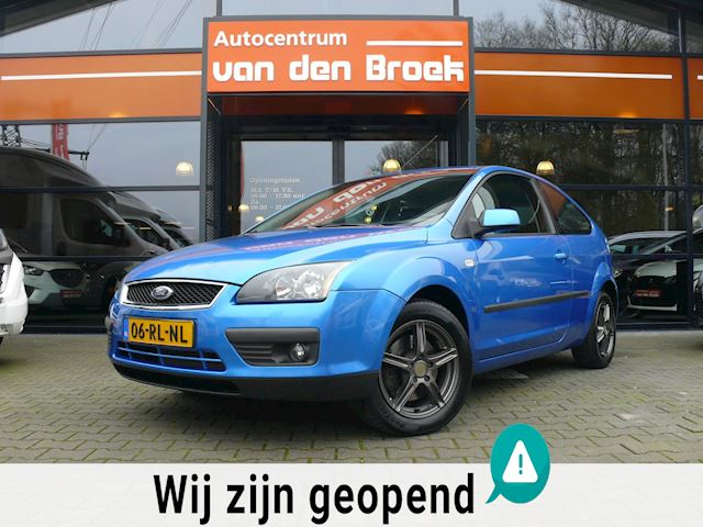 Ford Focus 2.0-16V First Edition Climate Cruise Ctr Lmv