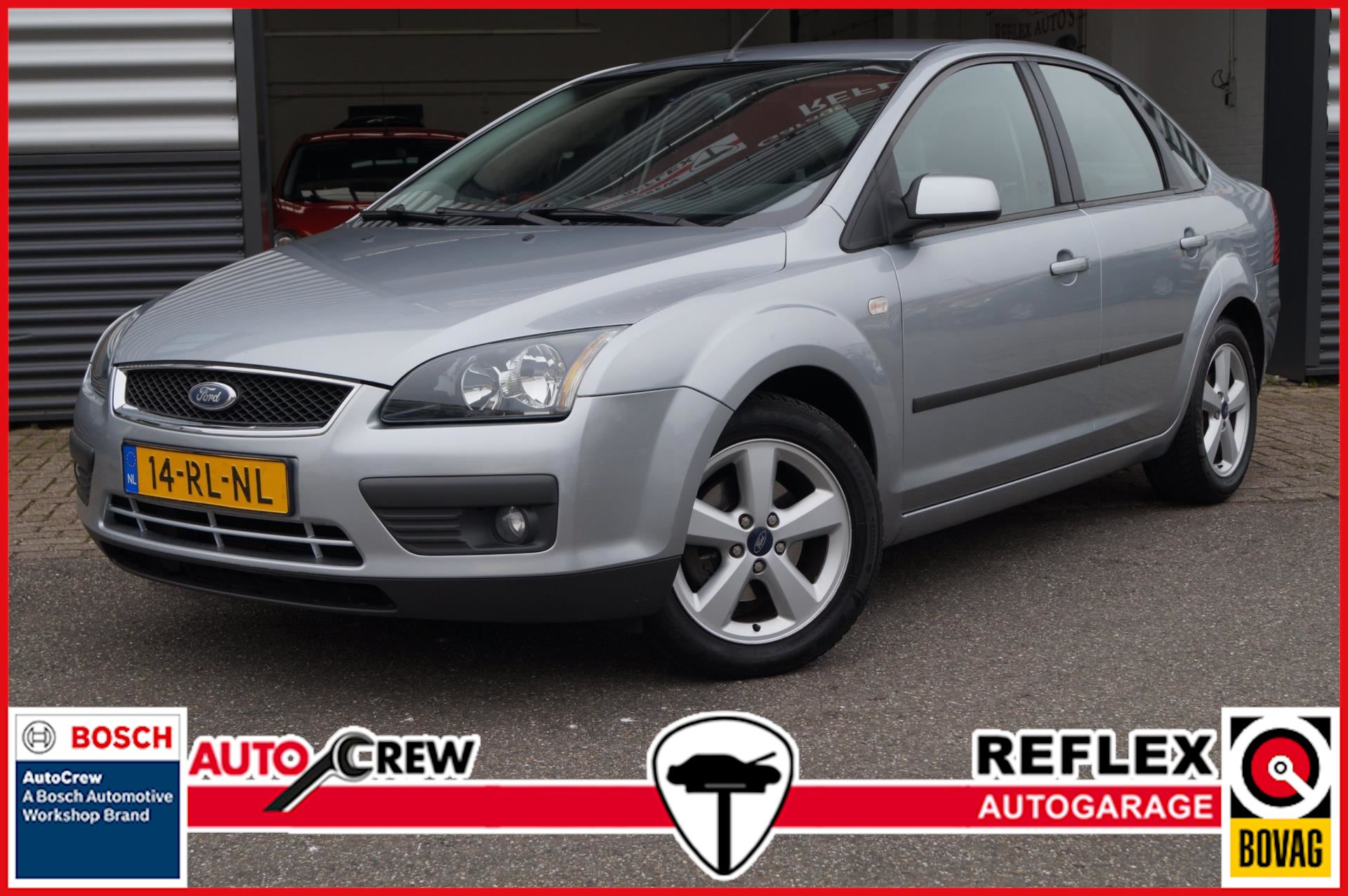 Ford Focus occasion - Garage REFLEX