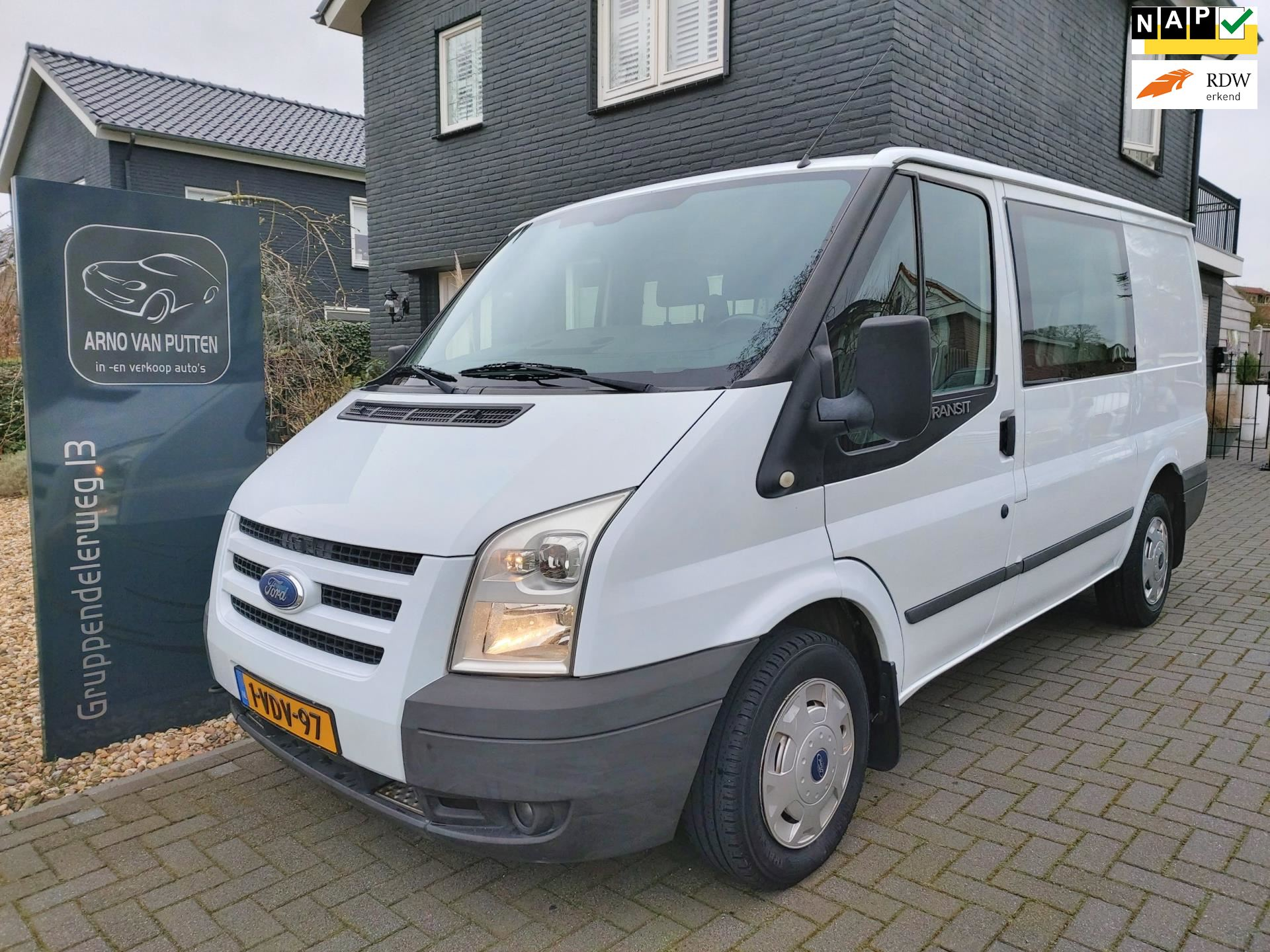 Ford Transit occasion - Arno van Putten auto's