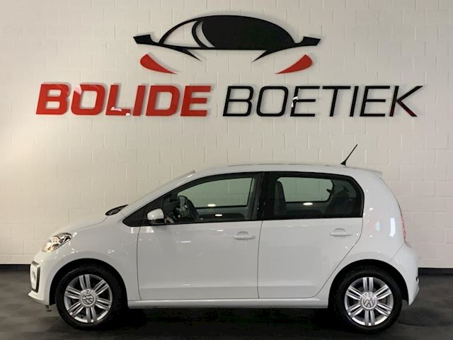 Volkswagen Up! 1.0 BMT high up! NW.Model !!!!|Telf.|Parkeerhulp|Cruise|LM-velgen