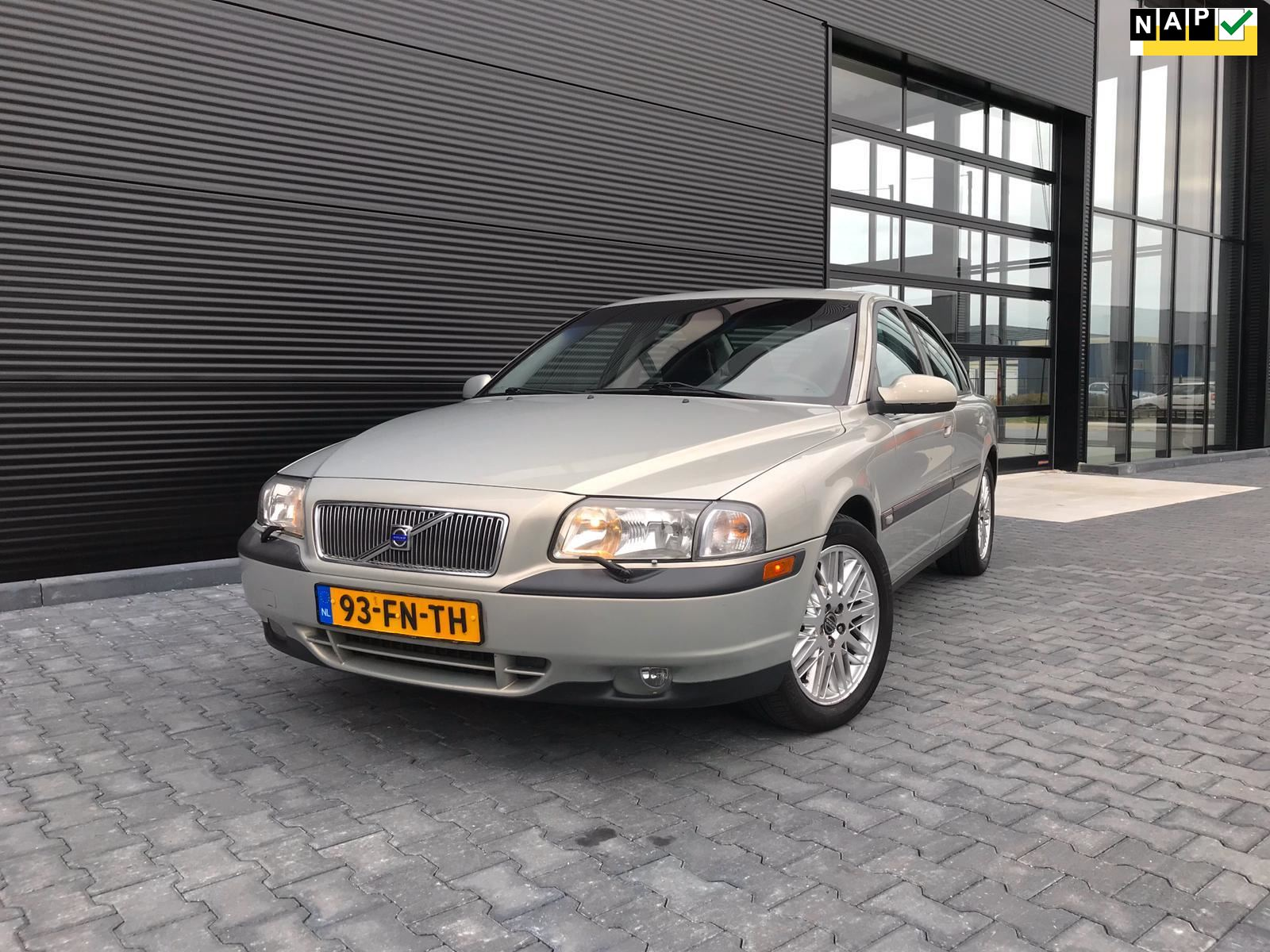 Volvo S80 occasion - Pitstop Car Trading