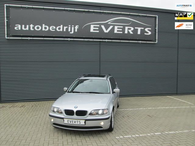 BMW 3-serie Touring occasion - Autobedrijf Everts