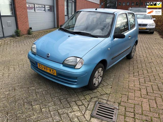 Fiat Seicento 1.1 Active Plus