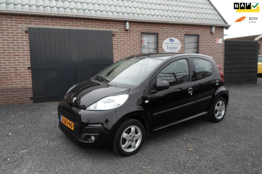 Peugeot 107 occasion - Timmer Auto's