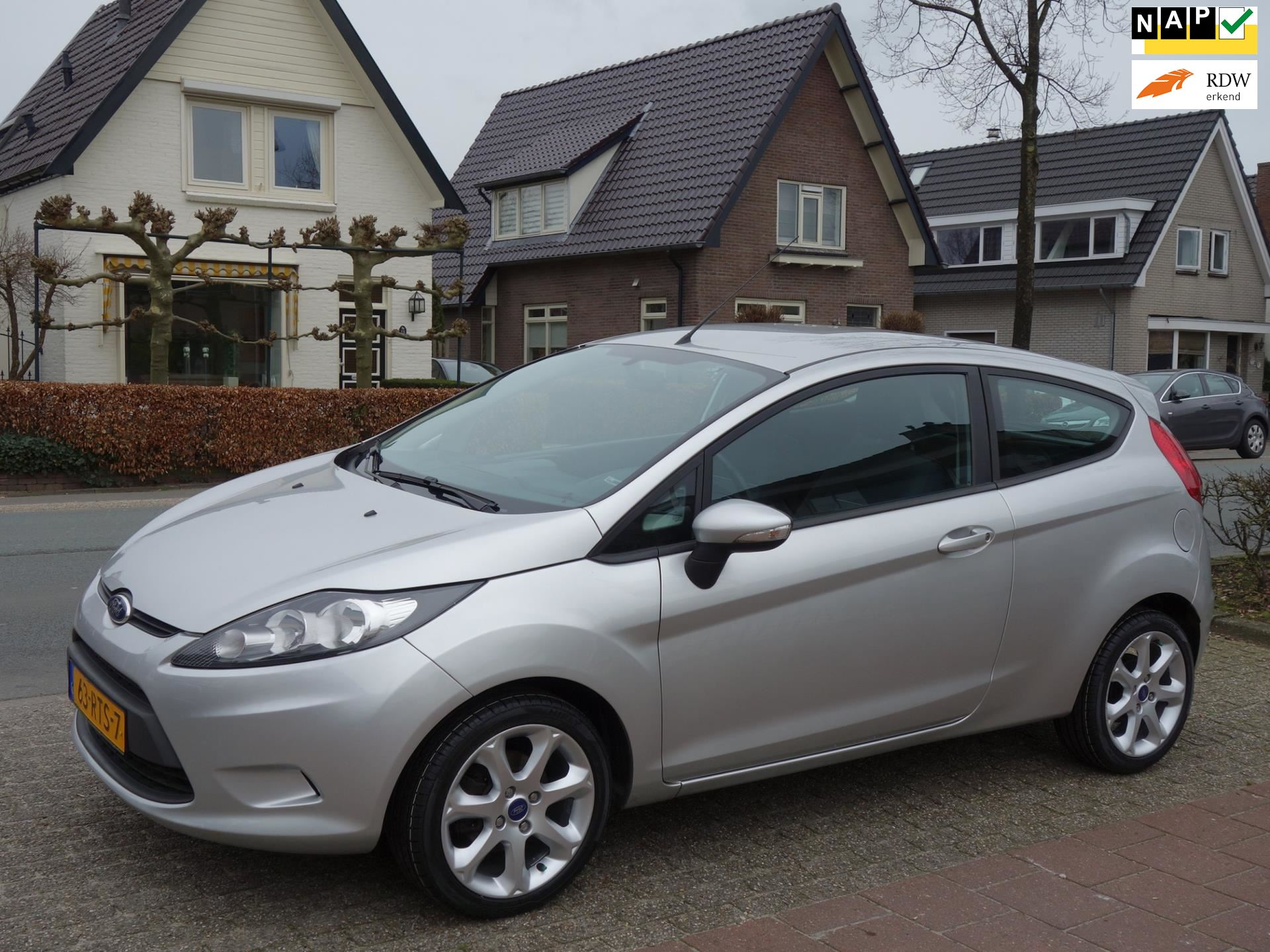 Ford Fiesta occasion - De Vries Automotive Apeldoorn