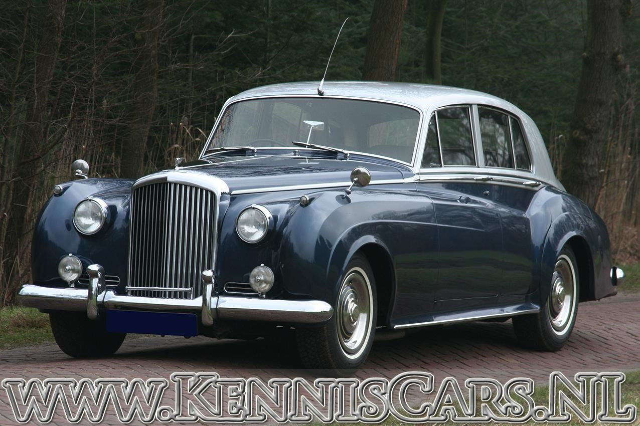 Bentley 1961  S II occasion - KennisCars.nl