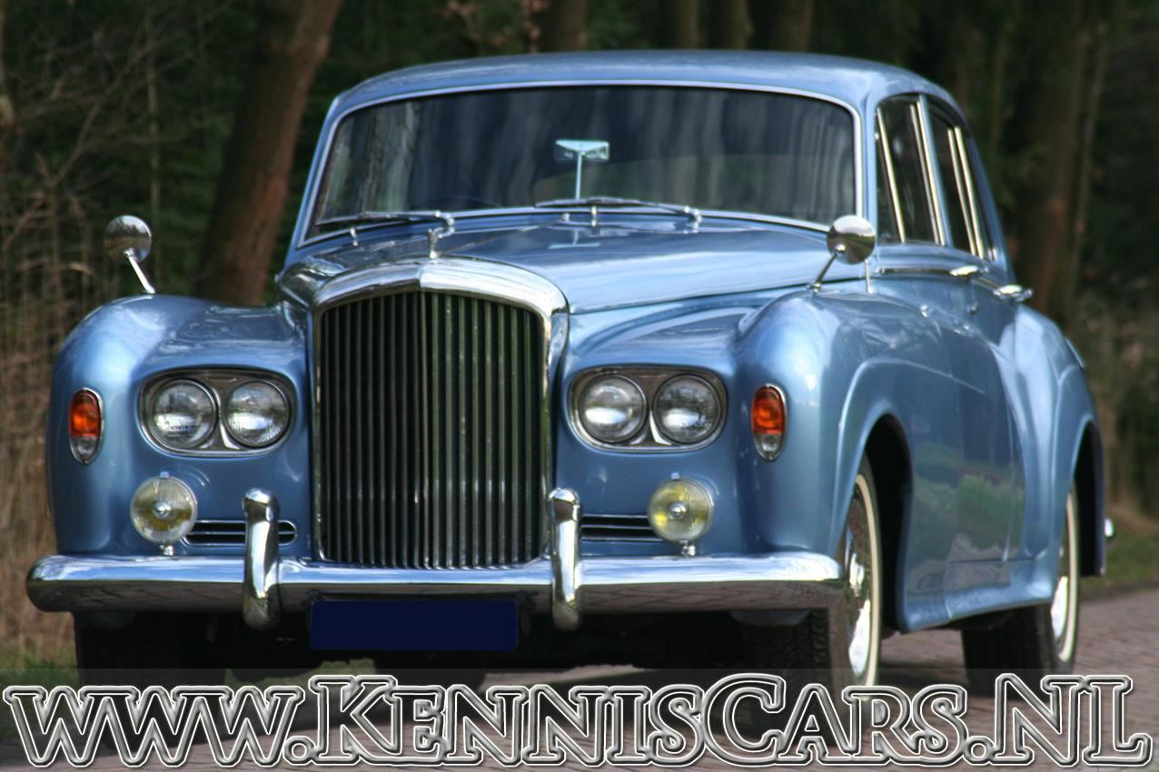Bentley 1964 S III occasion - KennisCars.nl