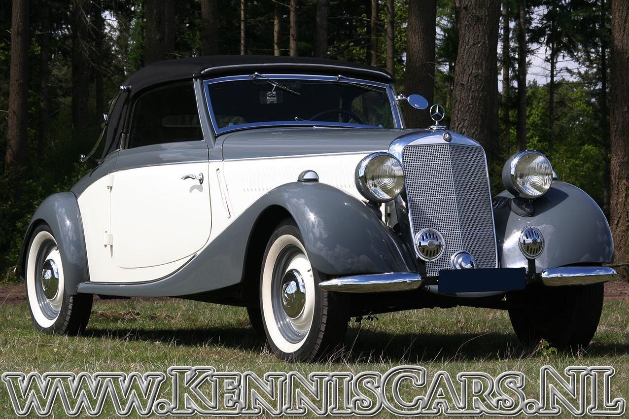 Mercedes-Benz 1937  170 VA occasion - KennisCars.nl