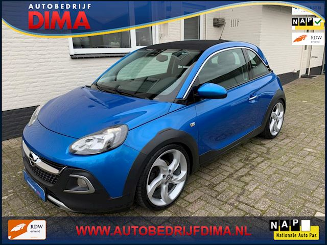 Opel ADAM 1.0 Turbo Rocks Ilvy Favourite / ECC/ Stuur+ Stoelverwarming/ LED/ Cruise Control
