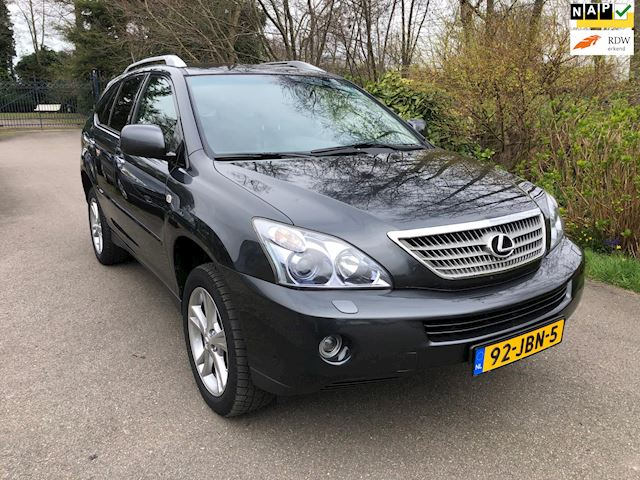 Lexus RX 400h Edition full options 1e eigenaar, NAP, Dealerauto