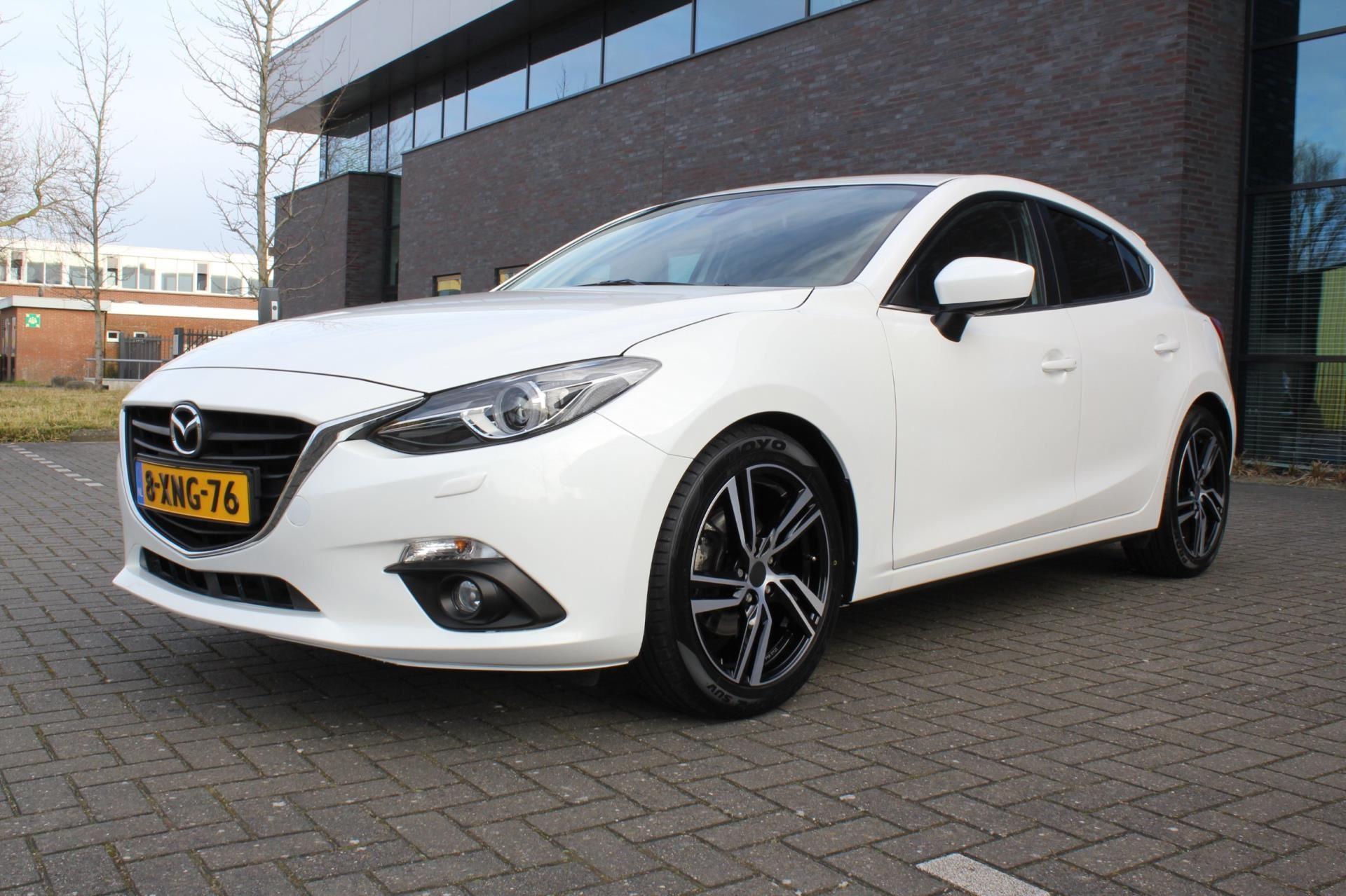 Mazda 3 occasion - Autoflex Grootebroek