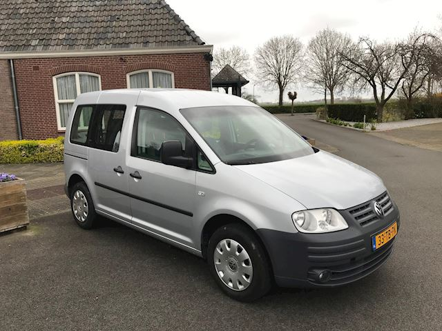 Volkswagen Caddy 1.9 TDI Optive Comfort 5p. ROLSTOEL AUTO LIFT