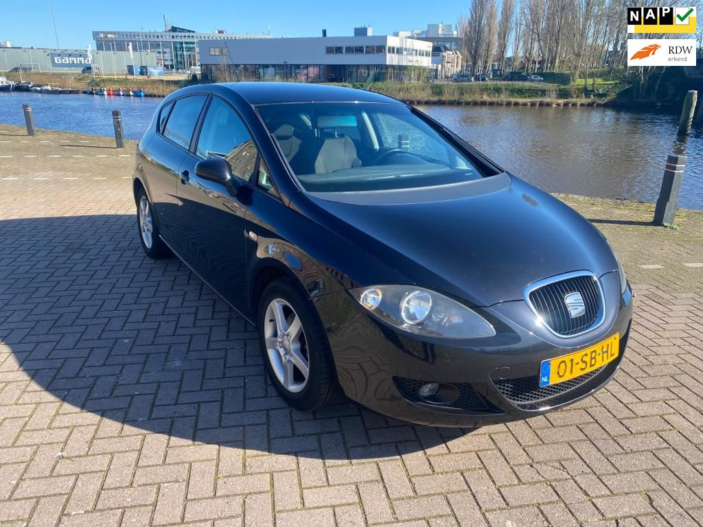 Seat Leon occasion - ML Cars - 's-Hertogenbosch