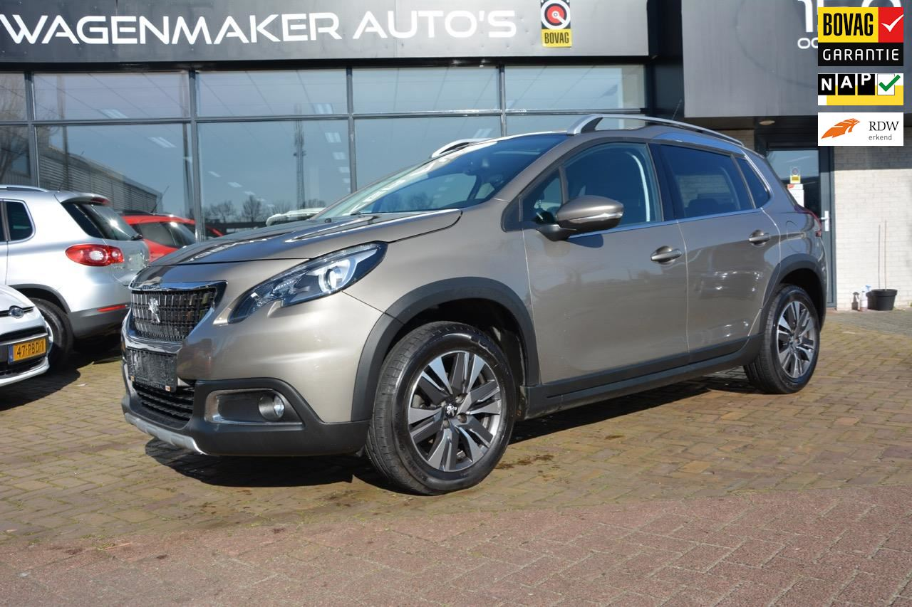 Peugeot 2008 occasion - Wagenmaker Auto's