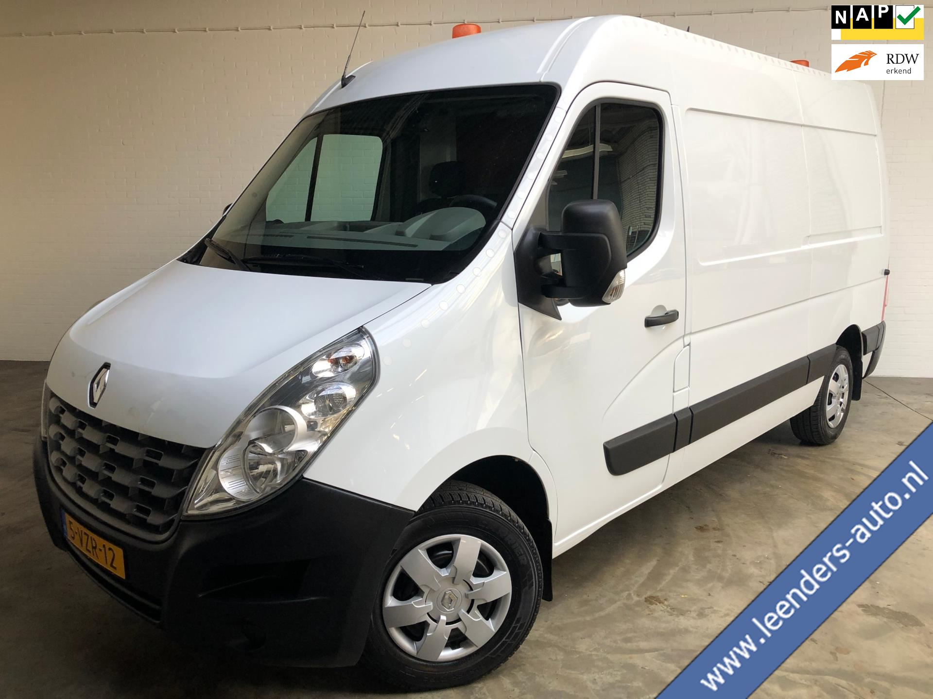 Renault Master occasion - R. Leenders Auto's