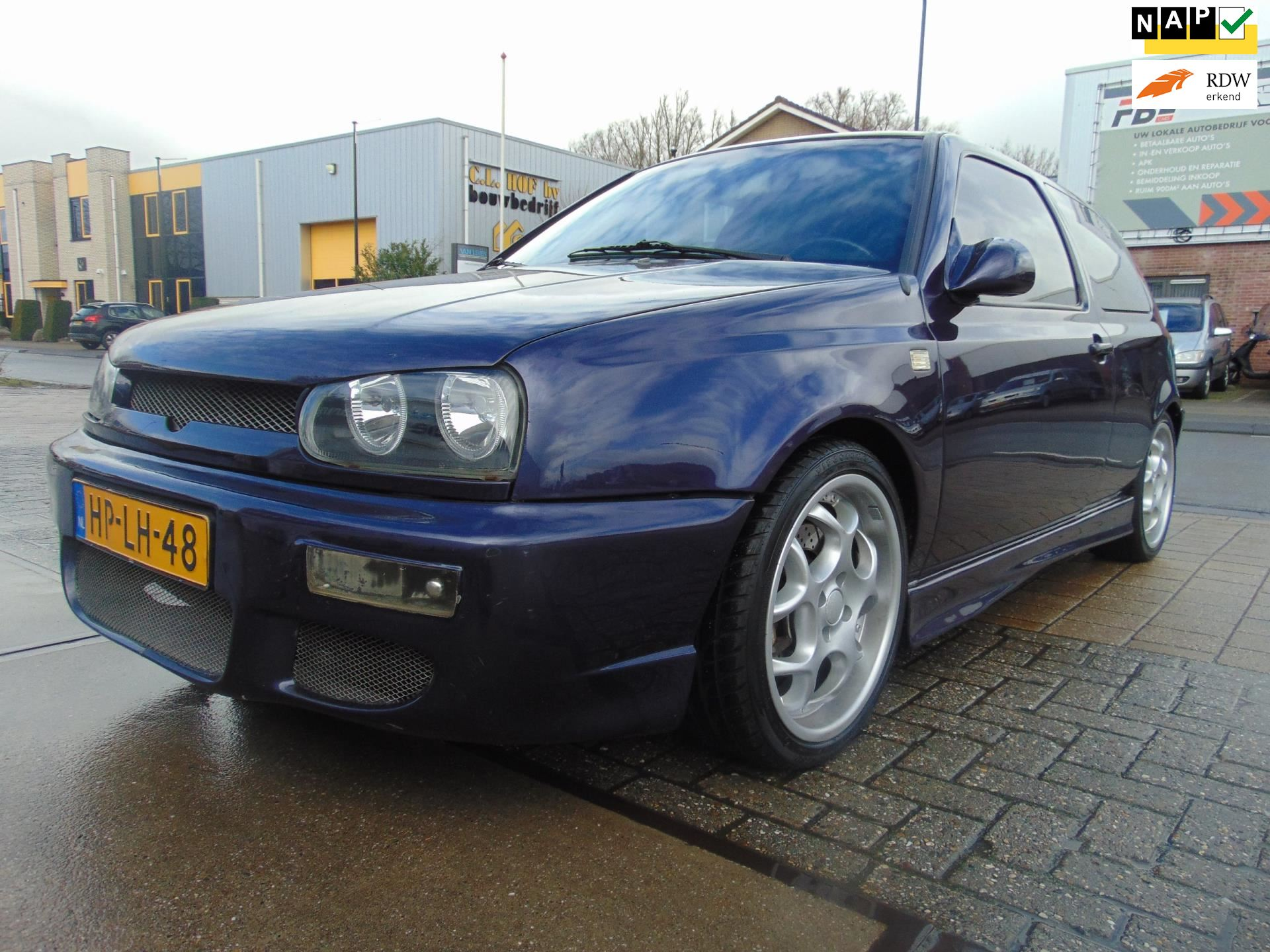 Volkswagen Golf occasion - FB2 Cars