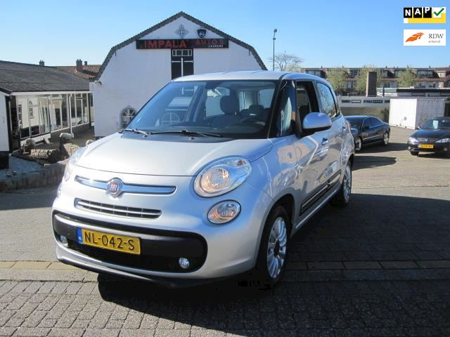 Fiat 500 L 1.3 M-Jet PopStar Airco/Cruise/Bluetooth