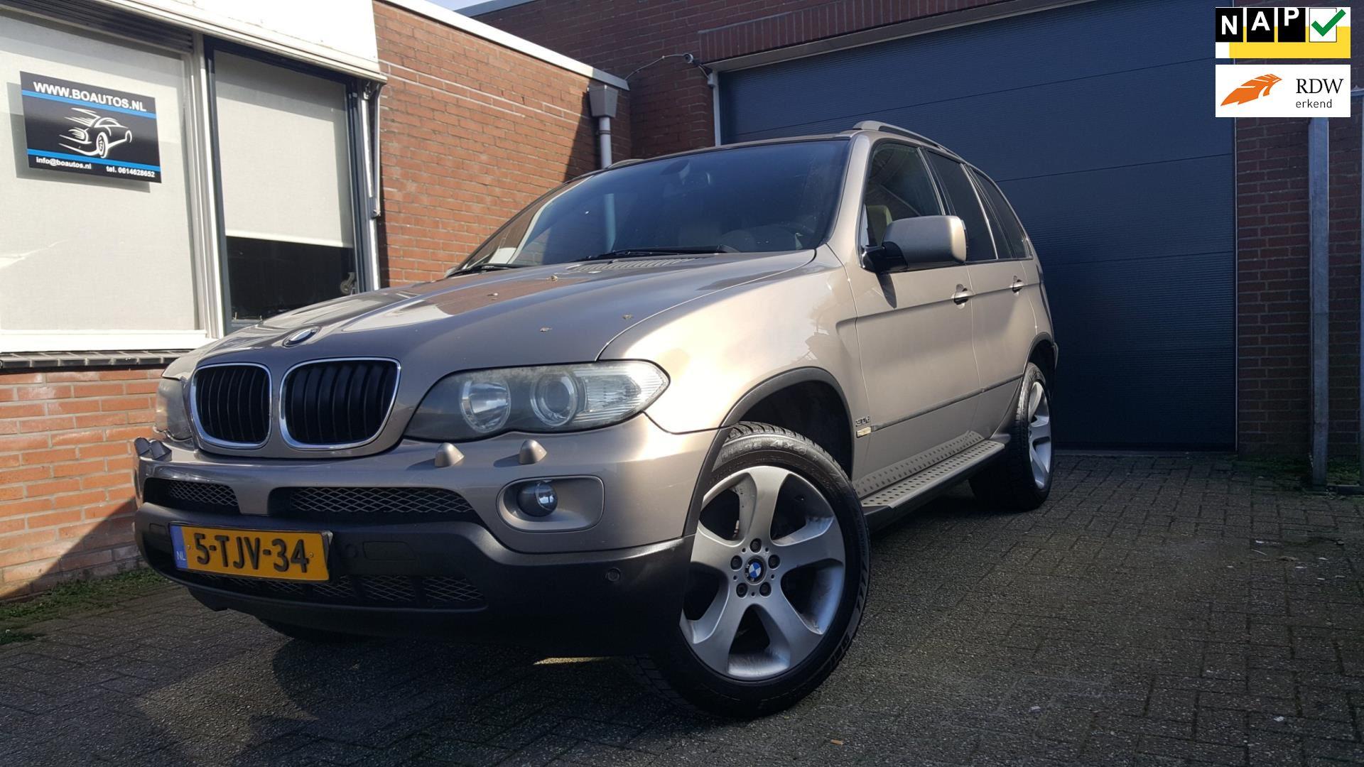 BMW X5 occasion - B.O. Auto's